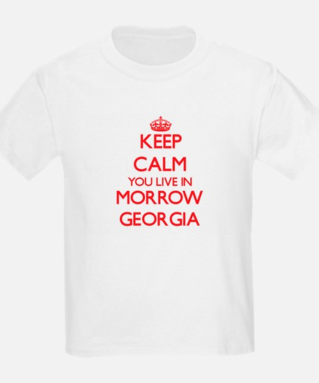 Keep calm you live in M T-Shirt