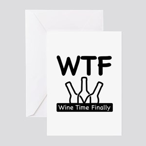 WTF Greeting Cards (Pk of 20)