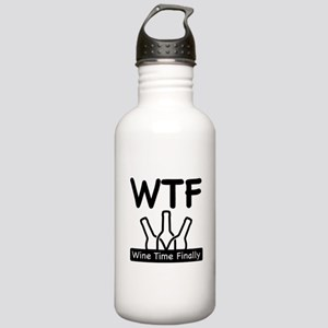 WTF Stainless Water Bottle 1.0L