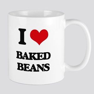 I Love Baked Beans ( Food ) Mugs