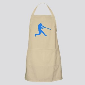 Blue Baseball Batter Apron