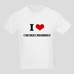 I Love Chokecherries ( Food ) T-Shirt