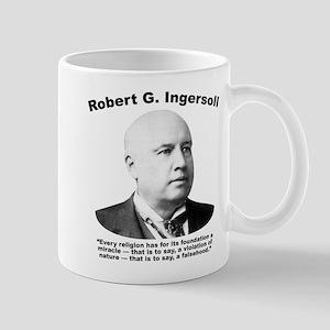 Ingersoll: Falsehood Mug