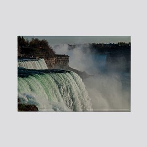 Niagara Falls 2 Rectangle Magnet