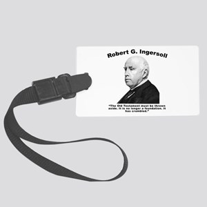 Ingersoll: Crumbled Large Luggage Tag
