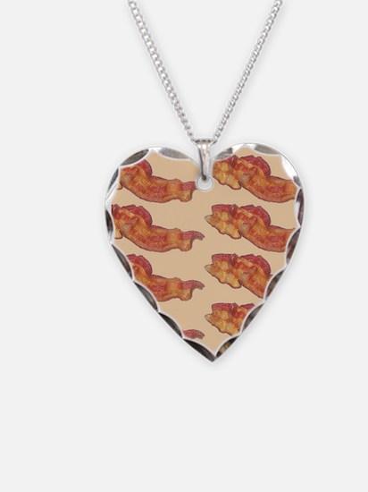 Bacon Bacon Bacon Necklace
