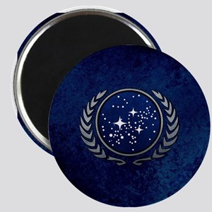 STARTREK UFP STONE Magnet