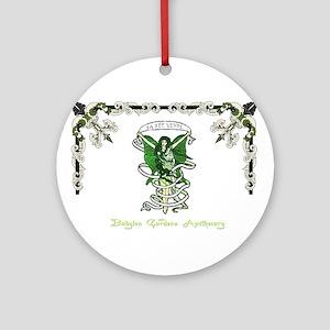 Le Fee Verte Ornament (Round)