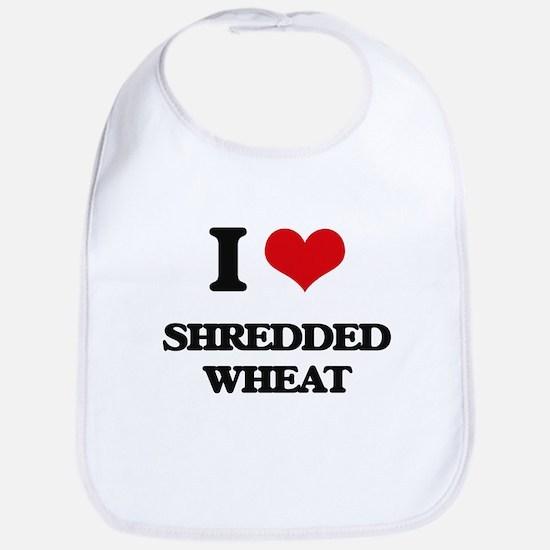 I Love Shredded Wheat ( Food ) Bib