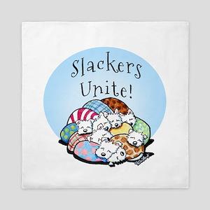 Slackers Unite Queen Duvet