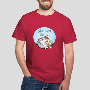 Slackers Unite Dark T-Shirt