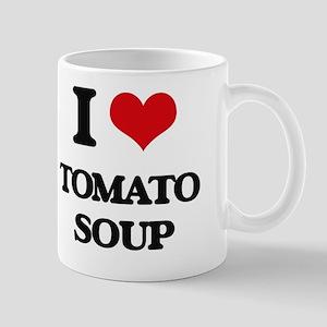 I Love Tomato Soup ( Food ) Mug