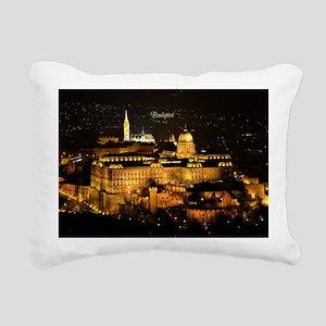 Photograph of Budapest a Rectangular Canvas Pillow
