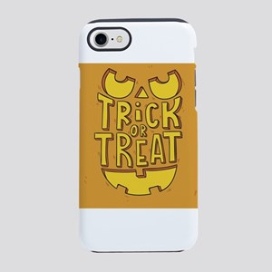 Trick or treat iPhone 7 Tough Case