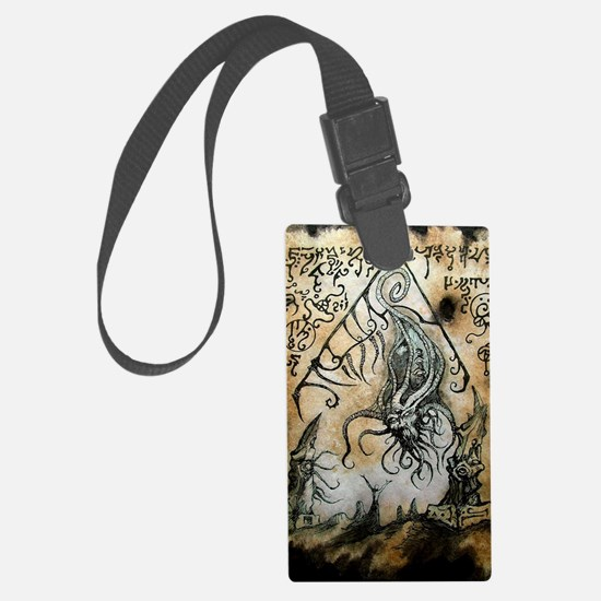 Spawn of the Stars Luggage Tag