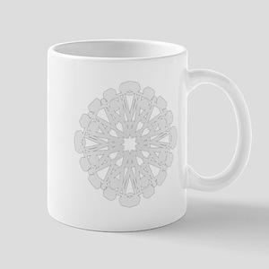 Winter Flake VIII Mugs