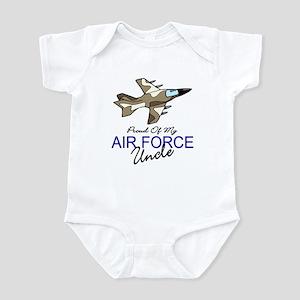 Air Force Uncle Infant Bodysuit