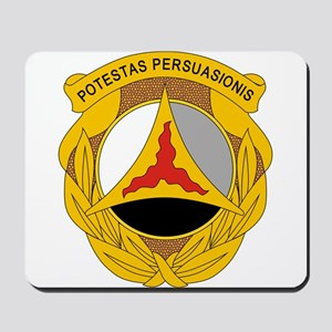 10th Psychological Operations Mousepad