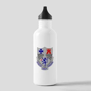 112th Infantry Regimen Stainless Water Bottle 1.0L