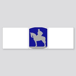 116th Infantry Brigade Combat Team Bumper Sticker