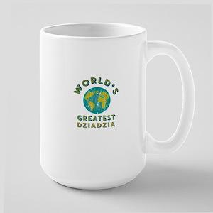 World's Greatest Dziadzia Mugs