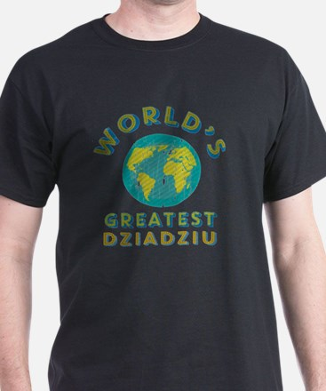 World's Greatest Dziadziu T-Shirt