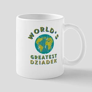 World's Greatest Dziadek Mugs