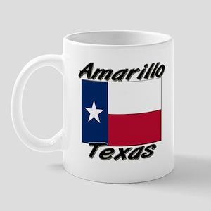 Amarillo Texas Mug