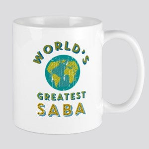 World's Greatest Saba Mugs