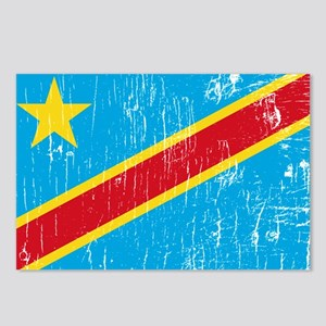 Vintage Congo Postcards (Package of 8)