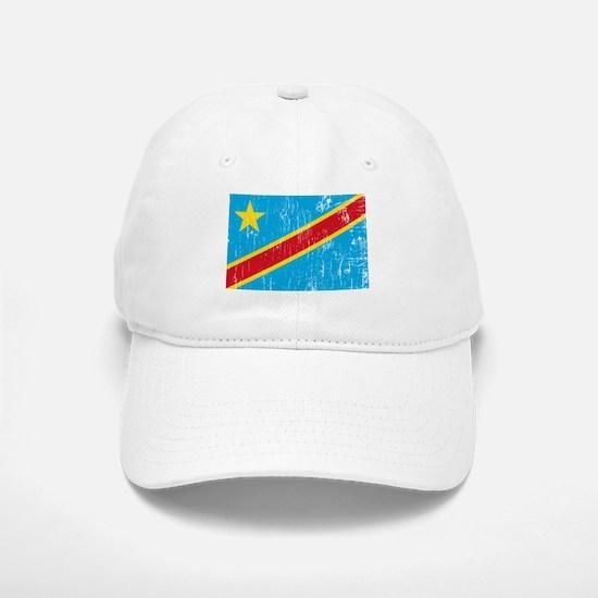 Vintage Congo Baseball Baseball Cap