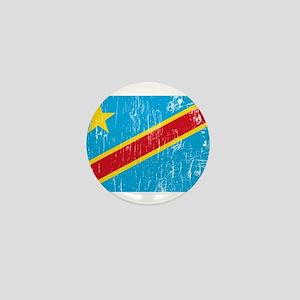 Vintage Congo Mini Button