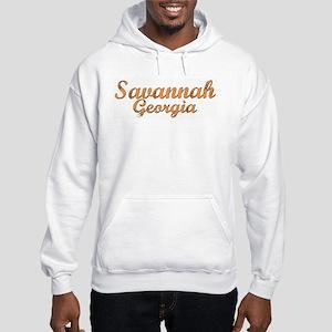 Savannah, Georgia! Hoodie Hooded Sweatshirt