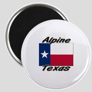 Alpine Texas Magnet