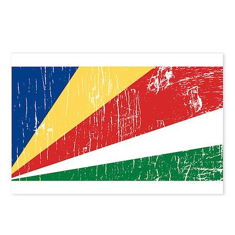 Vintage Seychelles Postcards (Package of 8)