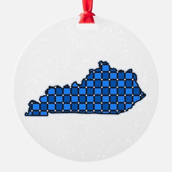 Kentucky Blue Ornament