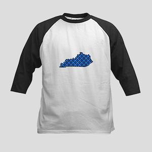 Kentucky Blue Baseball Jersey