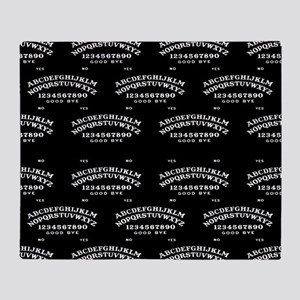 Talking Board Throw Blanket