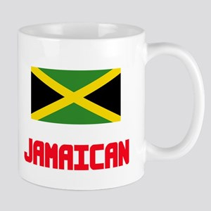 Jamaican Flag Design Mugs