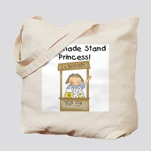 Lemonade Stand Princess Tote Bag