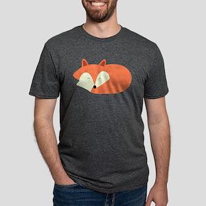 Sleepy Red Fox T-Shirt