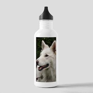 white-shepherd-dog Stainless Water Bottle 1.0L