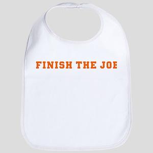 Finish the Job Bib