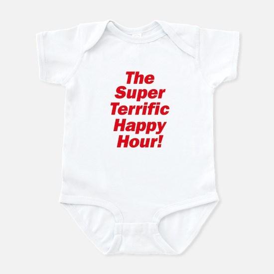 SUPER TERRIFIC Infant Bodysuit
