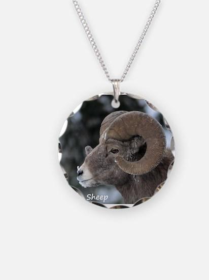 Big horn Sheep Necklace