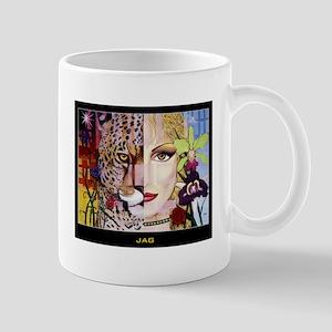 """""""Jag"""" by Anya Nadal Mug"""