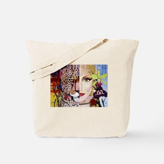 """""""Jag"""" by Anya Nadal Tote Bag"""