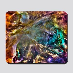 Colorful Cosmos Mousepad