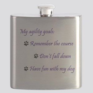 My Agility Goals Flask