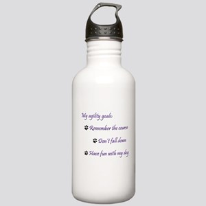My Agility Goals Water Bottle